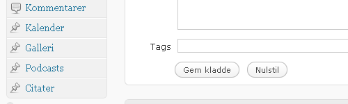 Custom Post Types i WordPress 3.0